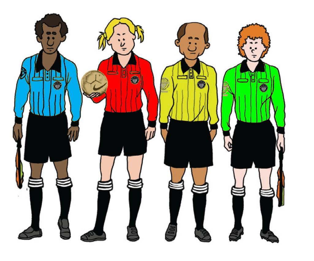 Become a USSF Certified Referee