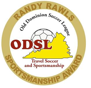Congratulations to the Winners of the Fall 2016 Randy Rawls Sportsmanship Awards!